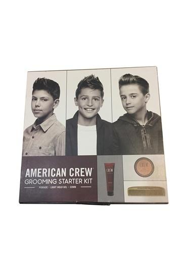 American Crew Groomıng Starter Kıt Renksiz